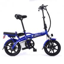Сгъваем електрически велосипед за възрастни, с литиева батерия BIKE - 3