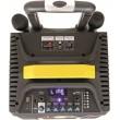 Temeisheng 10-инчов мощен високоговорител с безжичен микрофон QX-1014 7