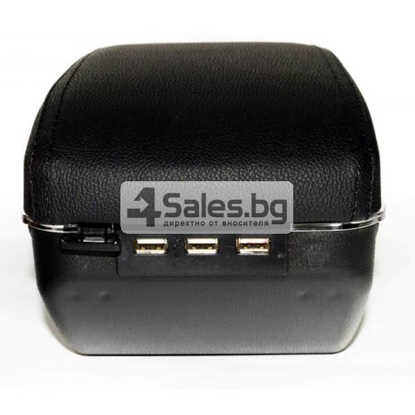 Подлакътник с USB конектори 3