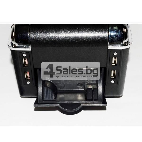 Подлакътник с USB конектори 4