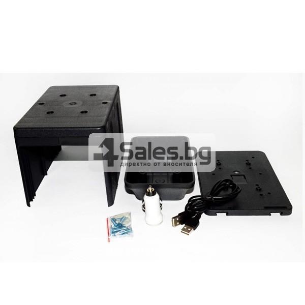 Подлакътник с USB конектори 7