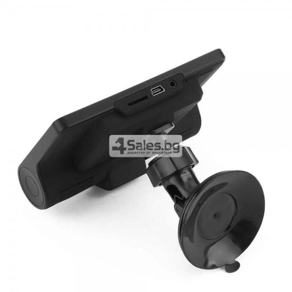 Компактен FULL HD видеорегистратор с голям 4 инчов дисплей и две камери AC50B 4
