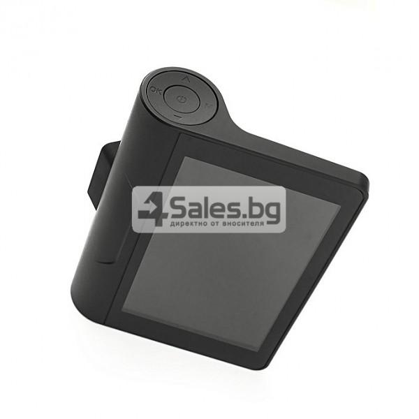 Компактен FULL HD видеорегистратор с голям 4 инчов дисплей и две камери AC50B 10