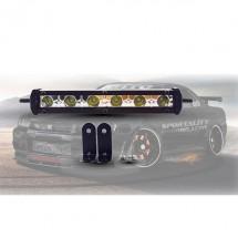 Външен прожектор със шест LED крушки за автомобили и мотоциклети 54 W LED BAR2