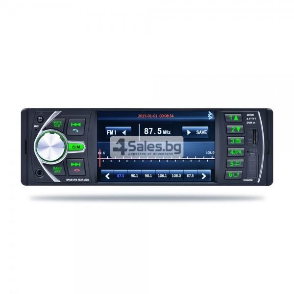 Нов 4,1 инчов MP5 радио плейър за кола 4020D , U диск и SD карта AUTO RADIO-8 17