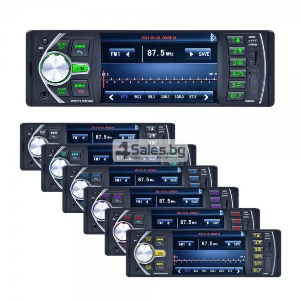 Нов 4,1 инчов MP5 радио плейър за кола 4020D , U диск и SD карта AUTO RADIO-8 18