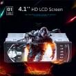 Нов 4,1 инчов MP5 радио плейър за кола 4020D , U диск и SD карта AUTO RADIO-8 21