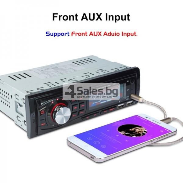 Радио за кола и МР3 плейър с Bluetooth и двоен USB порт, U диск AUTO RADIO-10 13