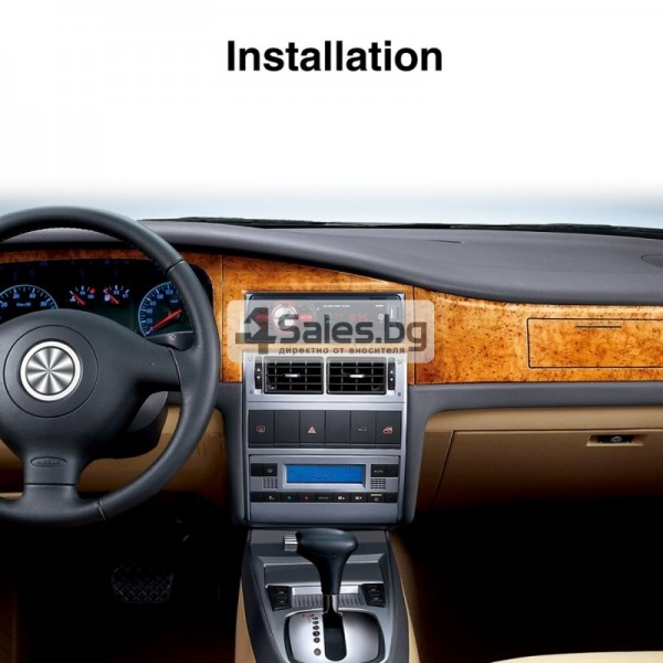Радио за кола и МР3 плейър с Bluetooth и двоен USB порт, U диск AUTO RADIO-10 14
