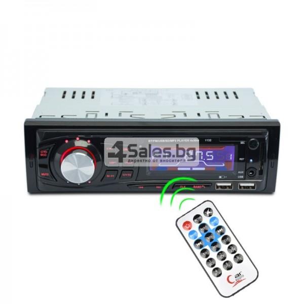 Радио за кола и МР3 плейър с Bluetooth и двоен USB порт, U диск AUTO RADIO-10