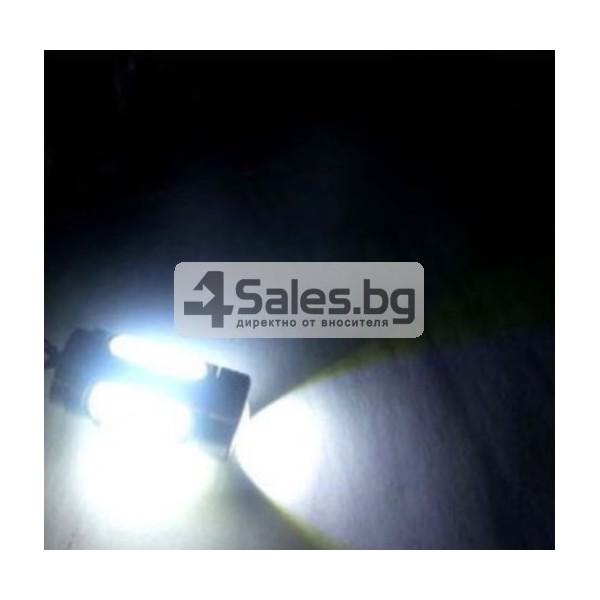 Крушки за фарове за задна светлина на автомобила 7,5W 1156 CAR LED5 2