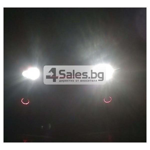 Крушки за фарове за задна светлина на автомобила 7,5W 1156 CAR LED5 3