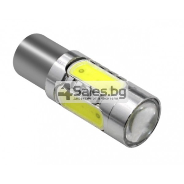 Крушки за фарове за задна светлина на автомобила 7,5W 1156 CAR LED5 5