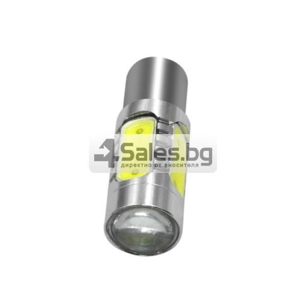 Крушки за фарове за задна светлина на автомобила 7,5W 1156 CAR LED5 6