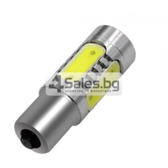 Крушки за фарове за задна светлина на автомобила 7,5W 1156 CAR LED5