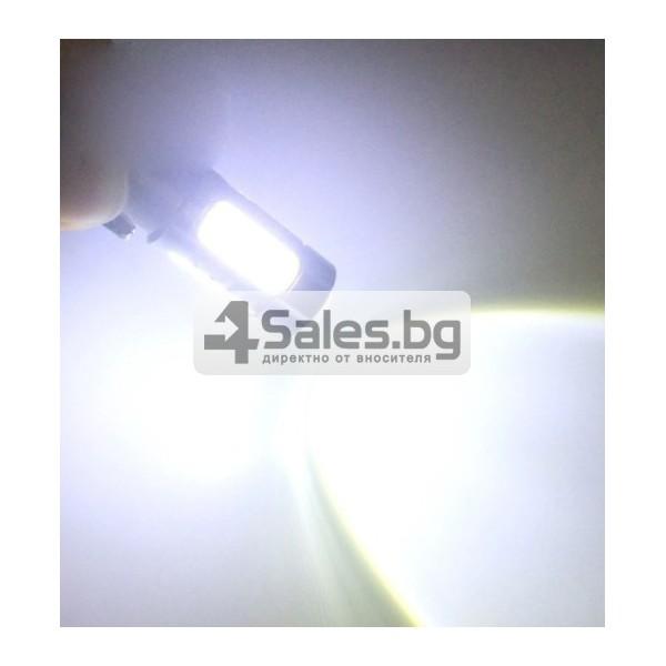 Крушки за фарове за задна светлина на автомобила 7,5W 1156 CAR LED5 8