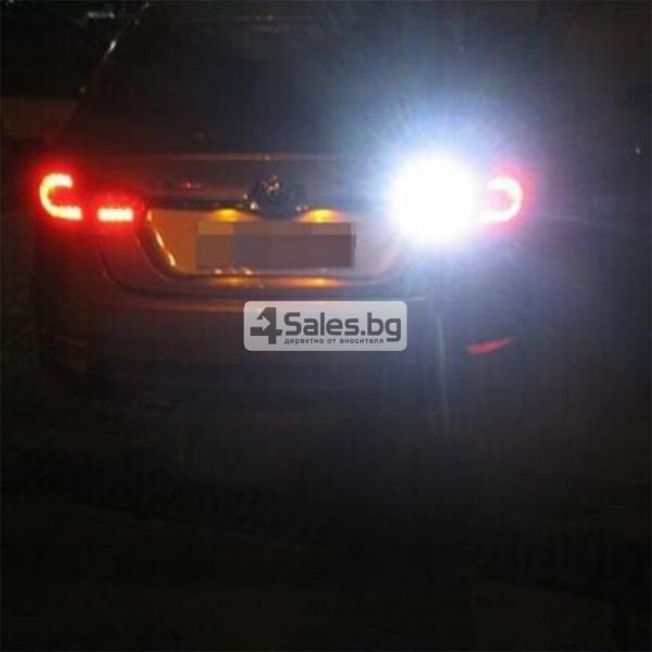Крушки за фарове за задна светлина на автомобила 7,5W 1156 CAR LED5 9
