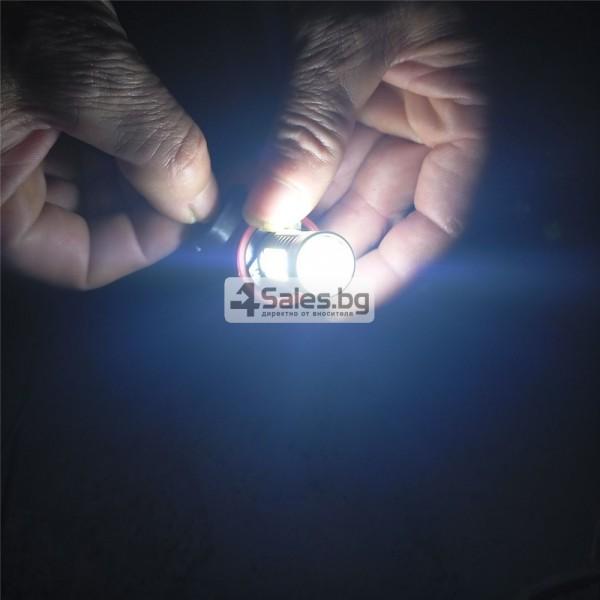 Крушки за фарове за задна светлина на автомобила 7,5W 1156 CAR LED5 12
