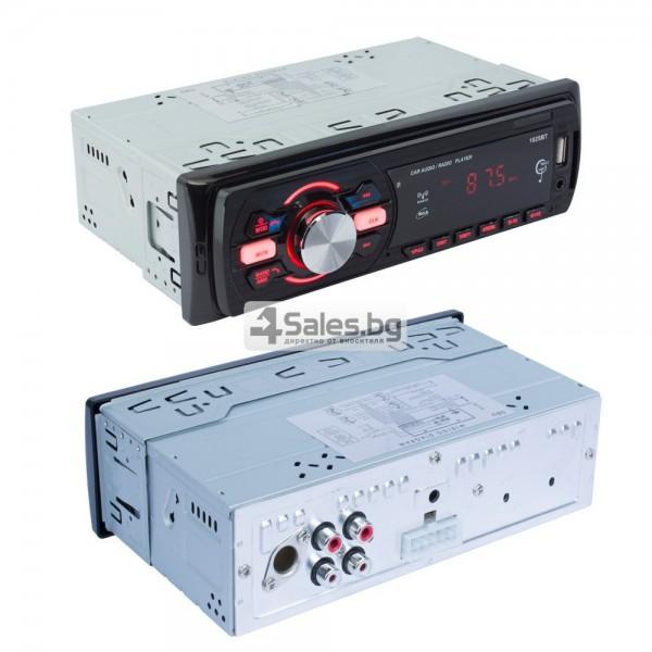 Многофункционален Bluetooth MP3 плейър, FM и връзка със смартфон AUTO RADIO-5 8