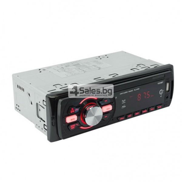 Многофункционален Bluetooth MP3 плейър, FM и връзка със смартфон AUTO RADIO-5