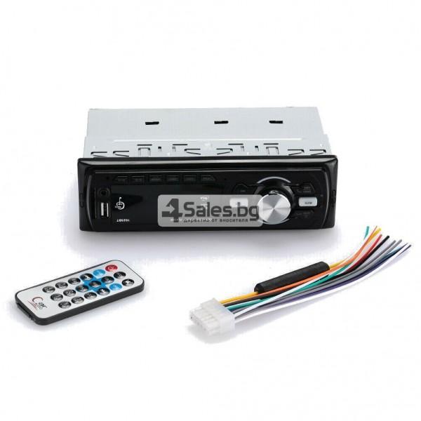Многофункционален Bluetooth MP3 плейър, FM и връзка със смартфон AUTO RADIO-5 13