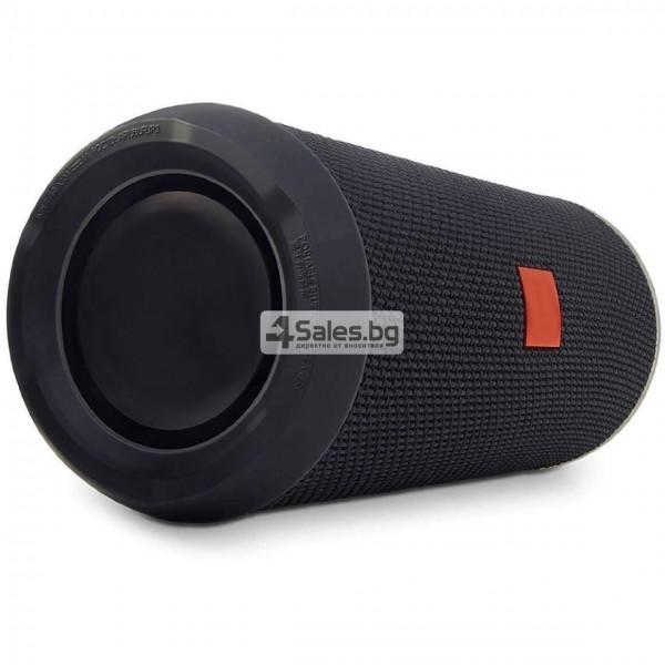 Водоустойчива Bluetooth колонка с чист звук и връзка с други устройства FLIP 3 1