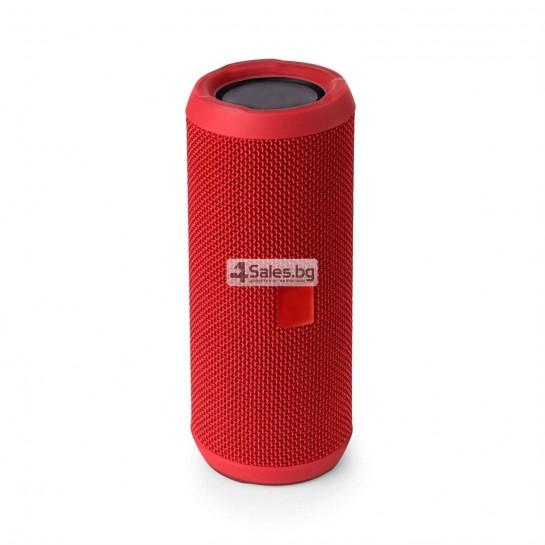 Водоустойчива Bluetooth колонка с чист звук и връзка с други устройства FLIP 3