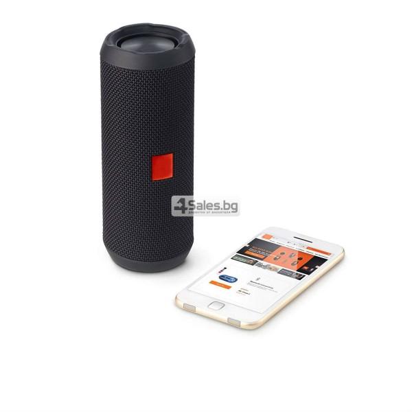 Водоустойчива Bluetooth колонка с чист звук и връзка с други устройства FLIP 3 6