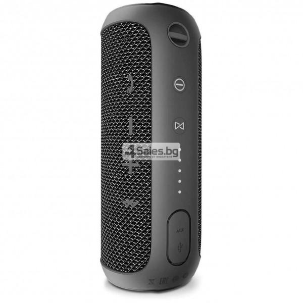 Водоустойчива Bluetooth колонка с чист звук и връзка с други устройства FLIP 3 7