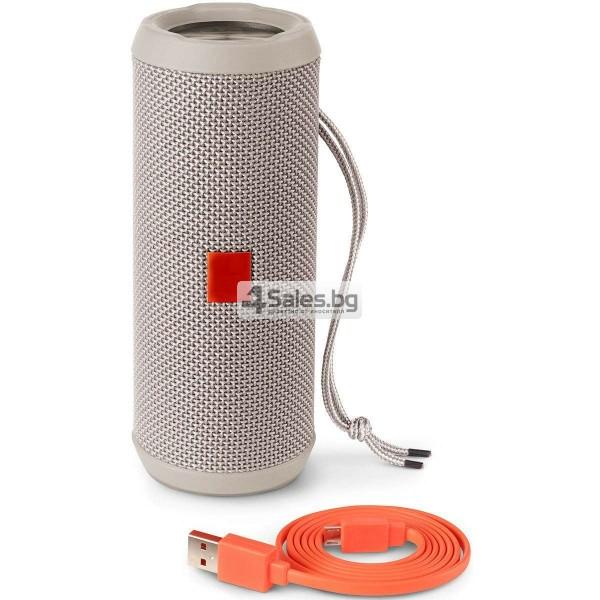 Водоустойчива Bluetooth колонка с чист звук и връзка с други устройства FLIP 3 8