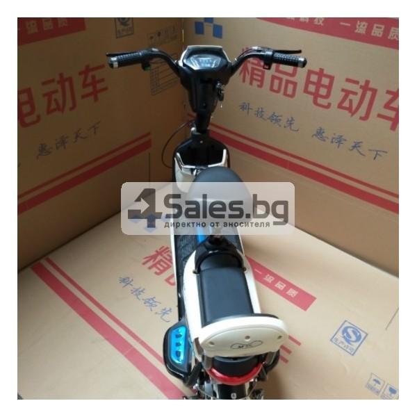 Електрически скутер с акумулаторна батерия, 48 волта, 14 инча MOTOR1 1