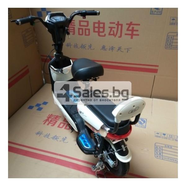 Електрически скутер с акумулаторна батерия, 48 волта, 14 инча MOTOR1 4