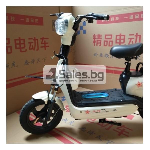 Електрически скутер с акумулаторна батерия, 48 волта, 14 инча MOTOR1 12