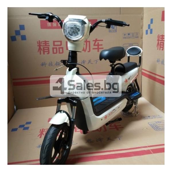 Електрически скутер с акумулаторна батерия, 48 волта, 14 инча MOTOR1 13