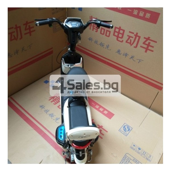 Електрически скутер с акумулаторна батерия, 48 волта, 14 инча MOTOR1 14