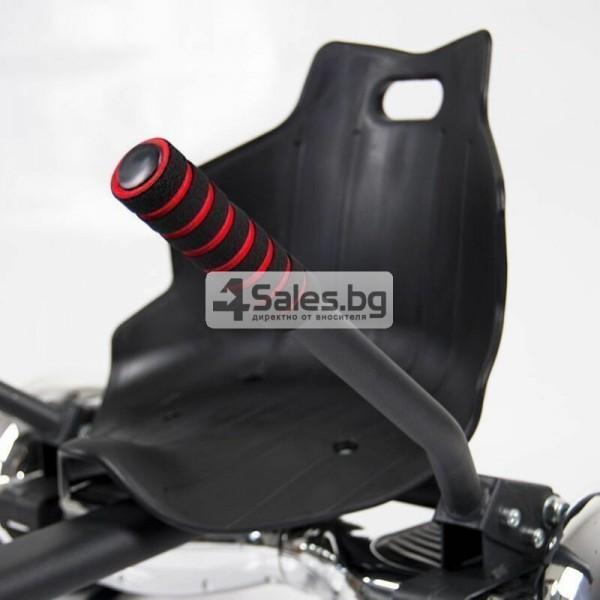 HOVERKART H101 удобна седалка за ховърборд от неръждаема стомана 1