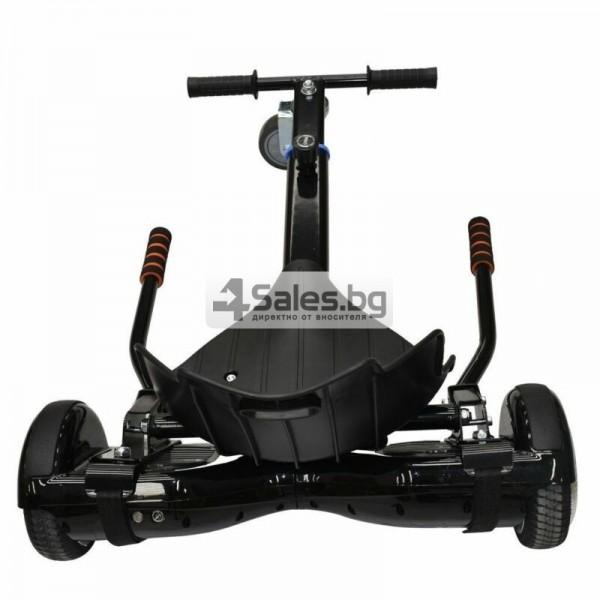 HOVERKART H101 удобна седалка за ховърборд от неръждаема стомана 2