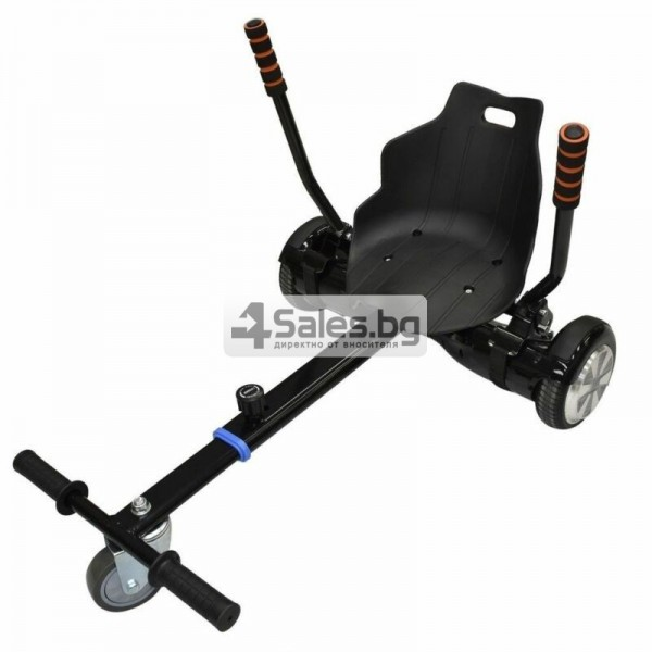 HOVERKART H101 удобна седалка за ховърборд от неръждаема стомана