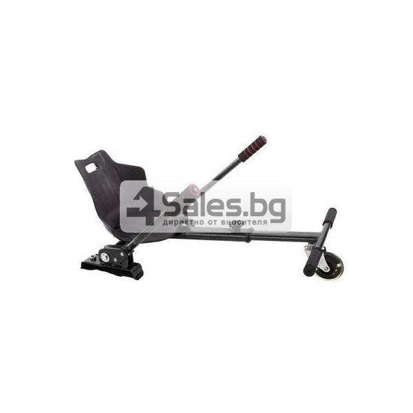 HOVERKART H101 удобна седалка за ховърборд от неръждаема стомана 7