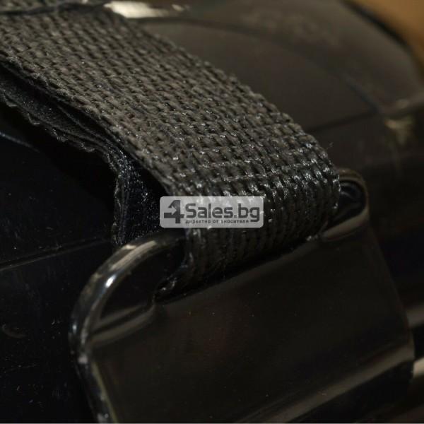 HOVERKART H101 удобна седалка за ховърборд от неръждаема стомана 10