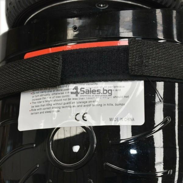 HOVERKART H101 удобна седалка за ховърборд от неръждаема стомана 11