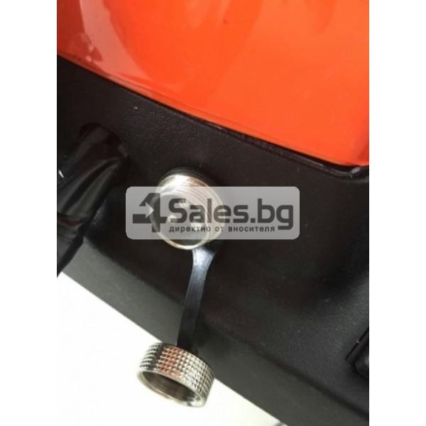 Сгъваема електрическа триколка скутер подходяща за двама TRIKOK3 2