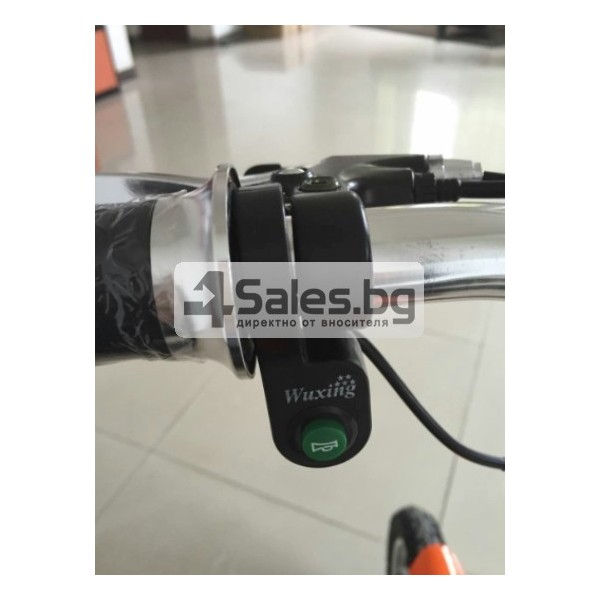 Сгъваема електрическа триколка скутер подходяща за двама TRIKOK3 5