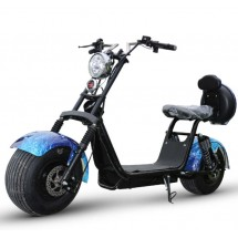 Електрически скутер тип Harley Davidson