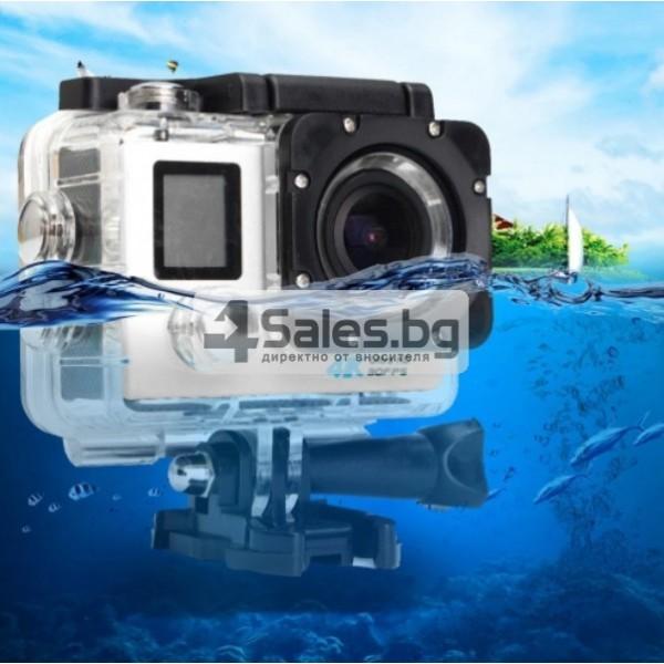Екшън камера с висока 4K резолюция за любителите на динамичен начин на живот SC4 2