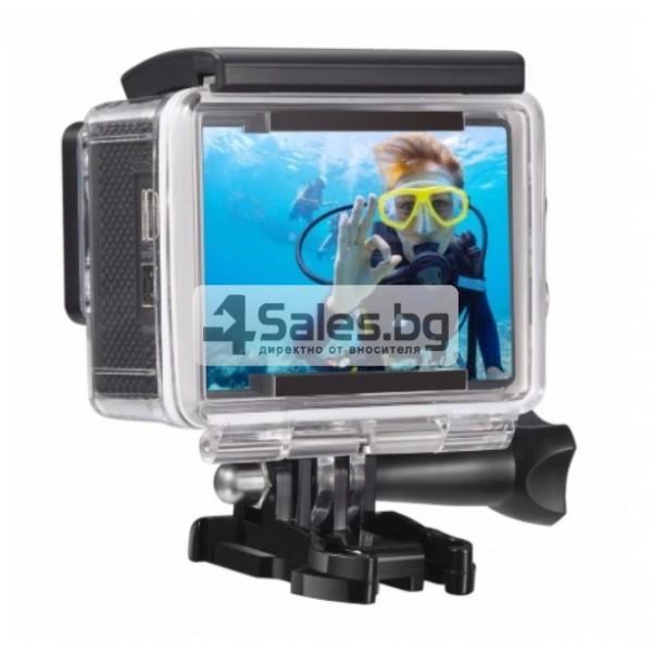 Екшън камера с висока 4K резолюция за любителите на динамичен начин на живот SC4 5