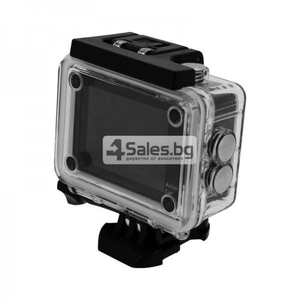 Екшън камера с висока 4K резолюция за любителите на динамичен начин на живот SC4 6