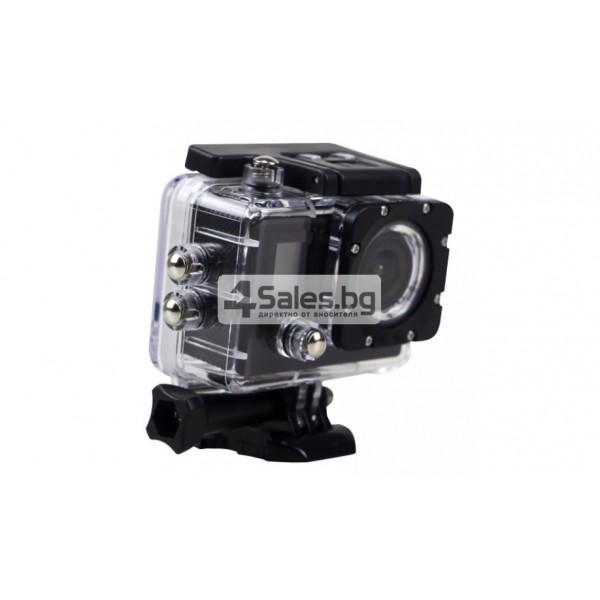 Екшън камера с висока 4K резолюция за любителите на динамичен начин на живот SC4 10