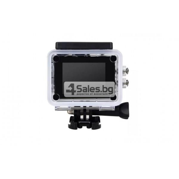 Екшън камера с висока 4K резолюция за любителите на динамичен начин на живот SC4 11