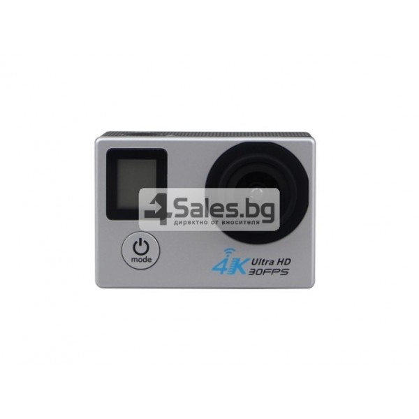 Екшън камера с висока 4K резолюция за любителите на динамичен начин на живот SC4 12